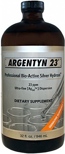 Argentyn 23 Silver Supplement | Pure On Main