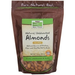 Natural Unblanched Almonds - Unsalted | Pure On Main Detox and Weight Loss