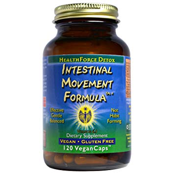 Intestinal Movement Formula HealthForce