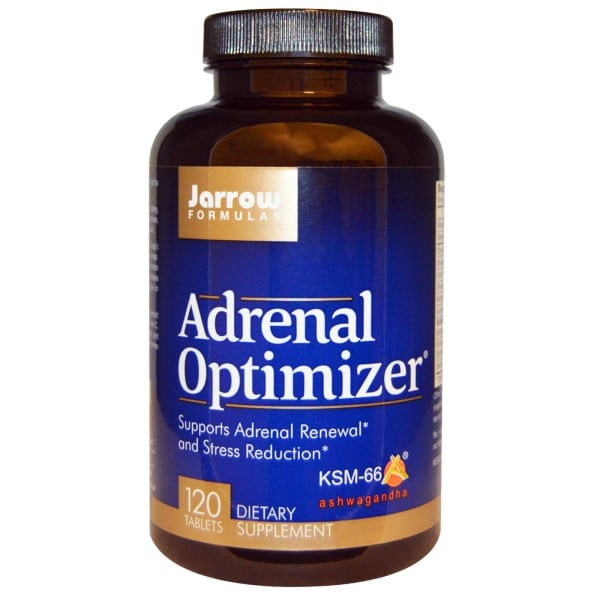 Adrenal Optimizer Jarrow Formula | Pure On Main Brain Health