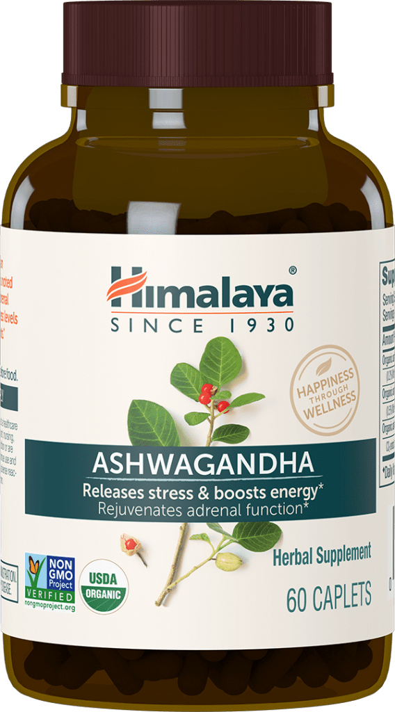 Ashwagandha, Releases Stress and Boosts Energy