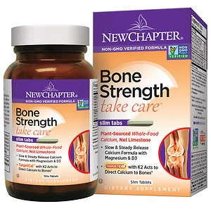 Bone Strength Take Care Tablets | Pure On Main New Chapter