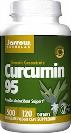 Curcumin Capsules By Jarrow | Pure On Main Stress, Anxiety, and Depression