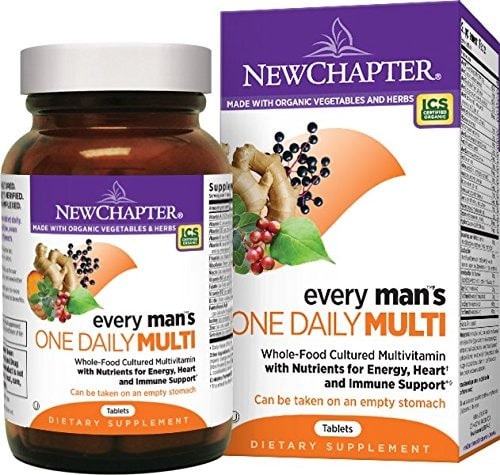 Every Man's Multivitamin, 24 Caps | Pure On Main New Chapter