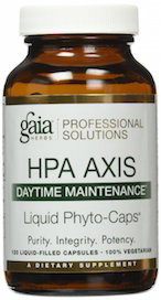 HPA Axis Daytime Maintenance   Gaia