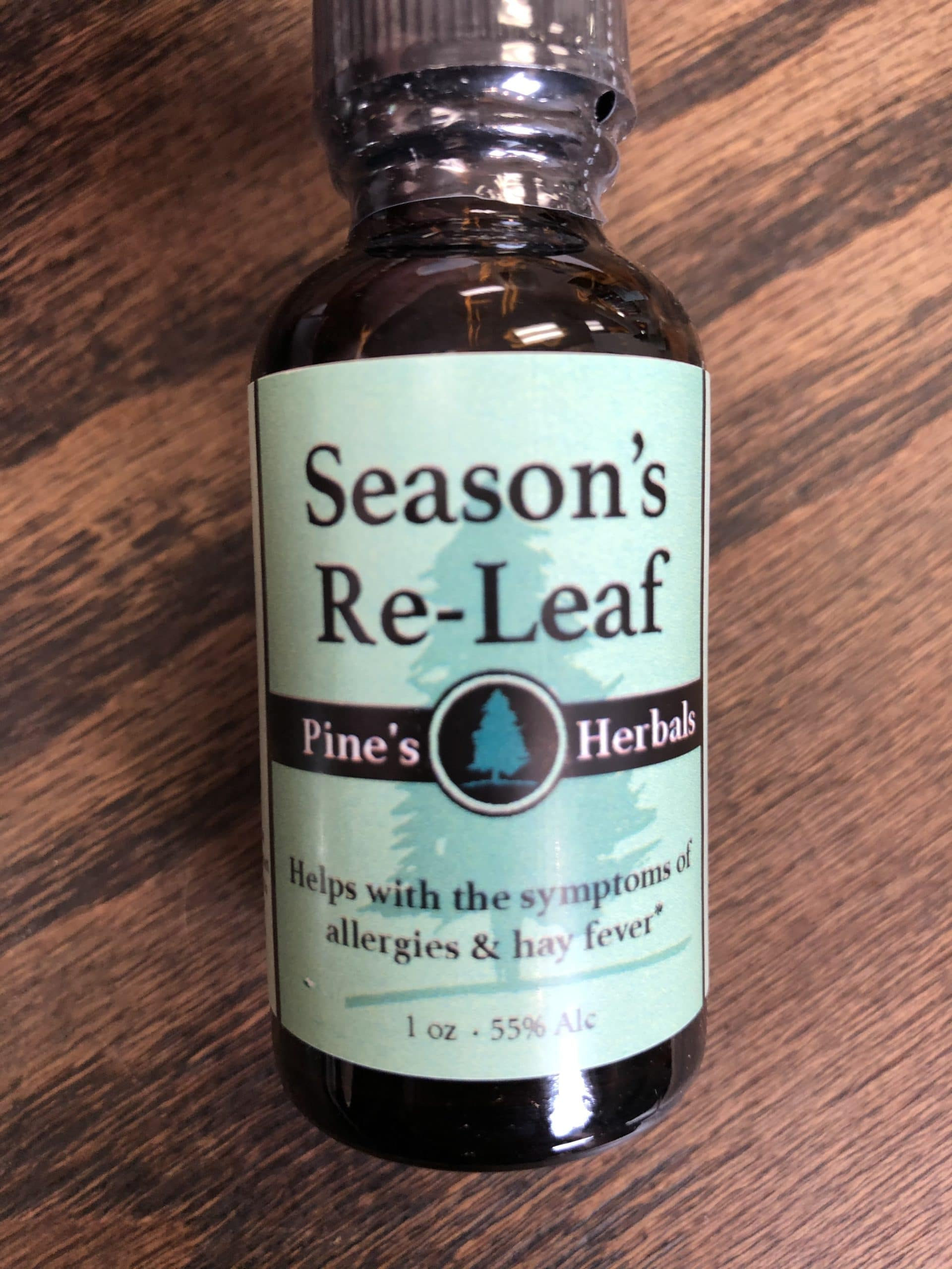 Season's Re-Leaf, Pine's Herbals