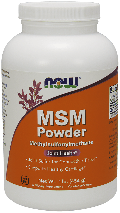 MSM Powder NOW