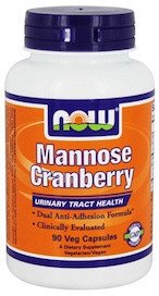 Mannose Cranberry | Pure On Main Pure Encapsulations
