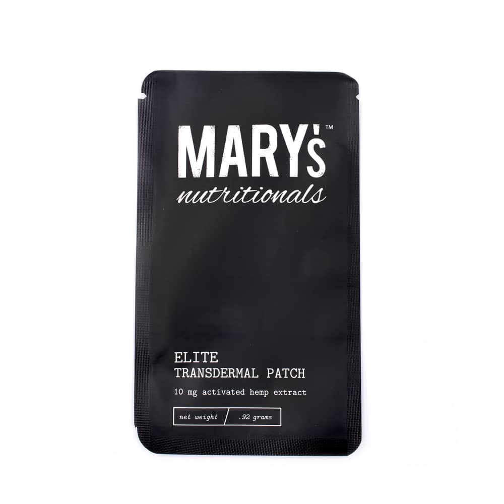 Mary's Transdermal CBD Patch