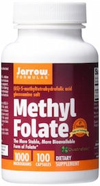 Jarrow Methyl Folate 100 Capsules | Pure On Main