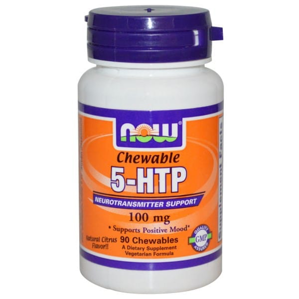 5 HTP Chewables, Good Mood Pills | Pure On Main Brain Health