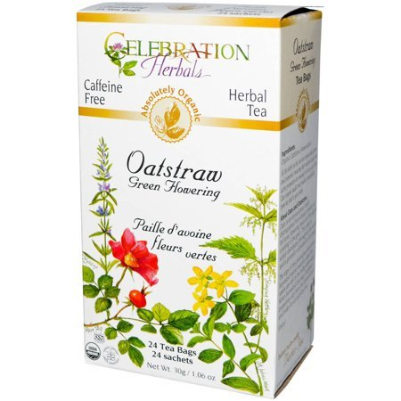 Oatstraw Organic Herbal Tea