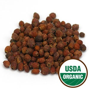 Organic Hawthorne Berries For Inflamation and Antioxidant
