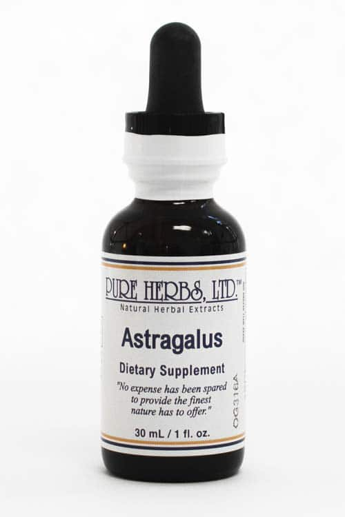 Astragalus Root Extract | Pure On Main Allergy, Cold, and Sinus