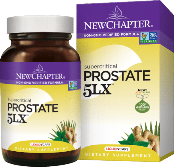 New Chapter Prostate 5LX 60 Vcaps | Pure On Main