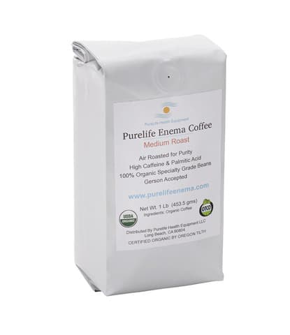 Purelife Enema Coffee