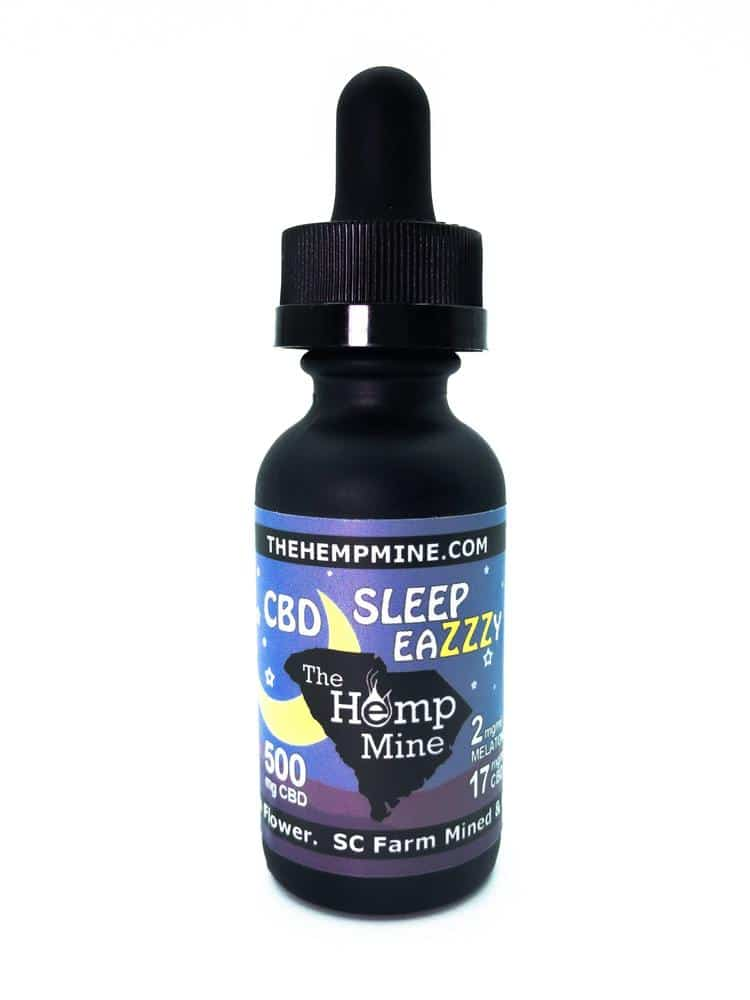 CBD Sleep Supplement, The Hemp Mine