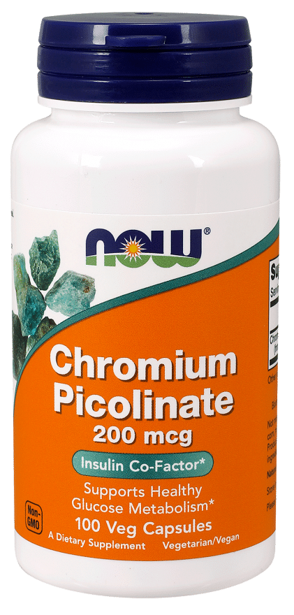 Chromium Picolinate NOW