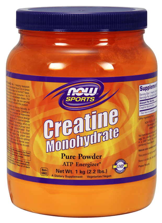 Creatine Powder NOW