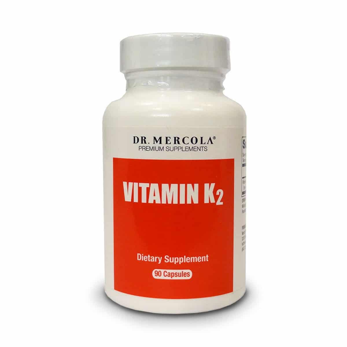 Dr. Mercola Vitamin K2 Supplement | Pure On Main