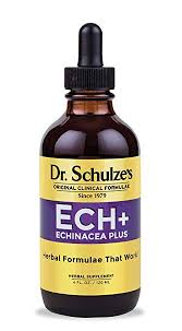 Dr. Schulze's ECH+, Echinacea Plus | Pure On Main
