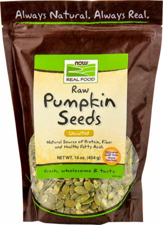 Pumpkin Seeds - NOW Foods | Pure On Main NOW Brands