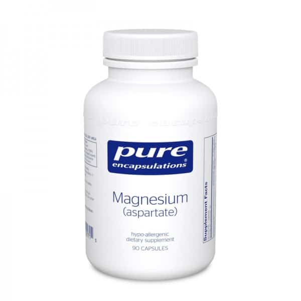 Magnesium Gylcinate | Pure Encapsulations Pure Encapsulations