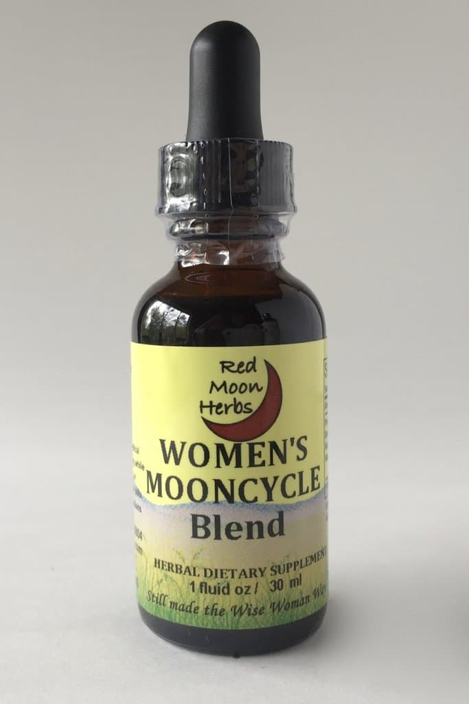 Red Moon Herbs | Women's Mooncycle Blend