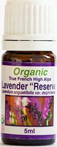 """Lavender """"Reserve"""" Organic Extract 