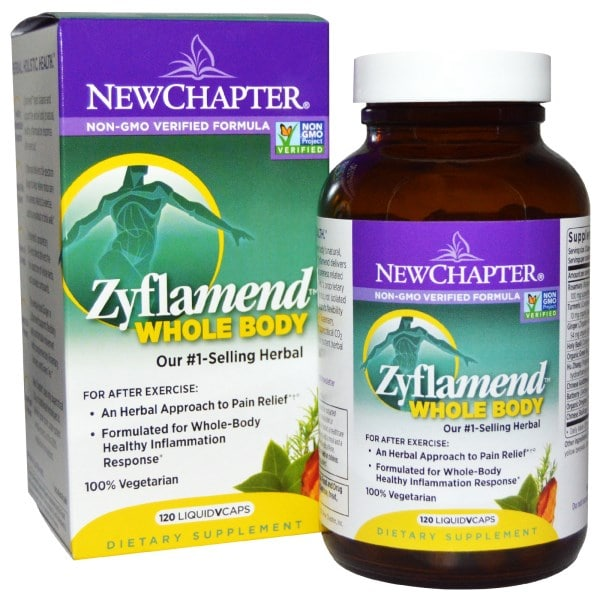 Zyflamend Whole Body After Workout Supplement | Pure On Main