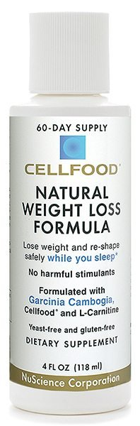 Cellfood Natural Weight Loss Formula Lumina