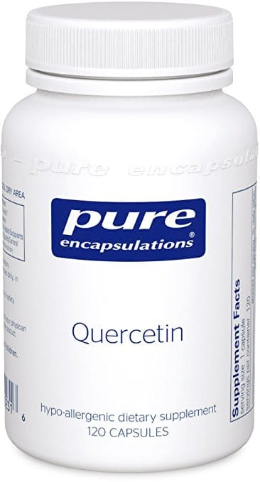 Quercetin, Pure Encapsulations