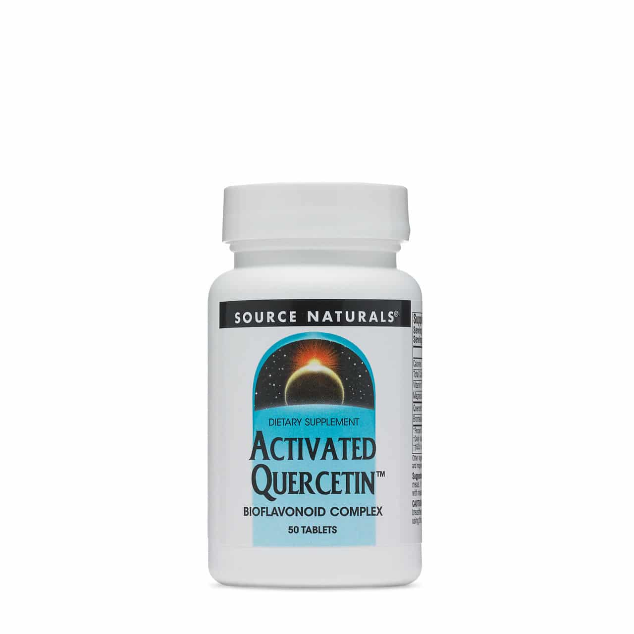 Activated Quercetin Source Naturals