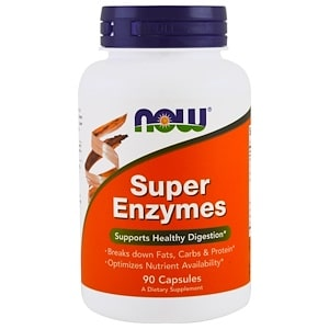 Super Enzymes NOW