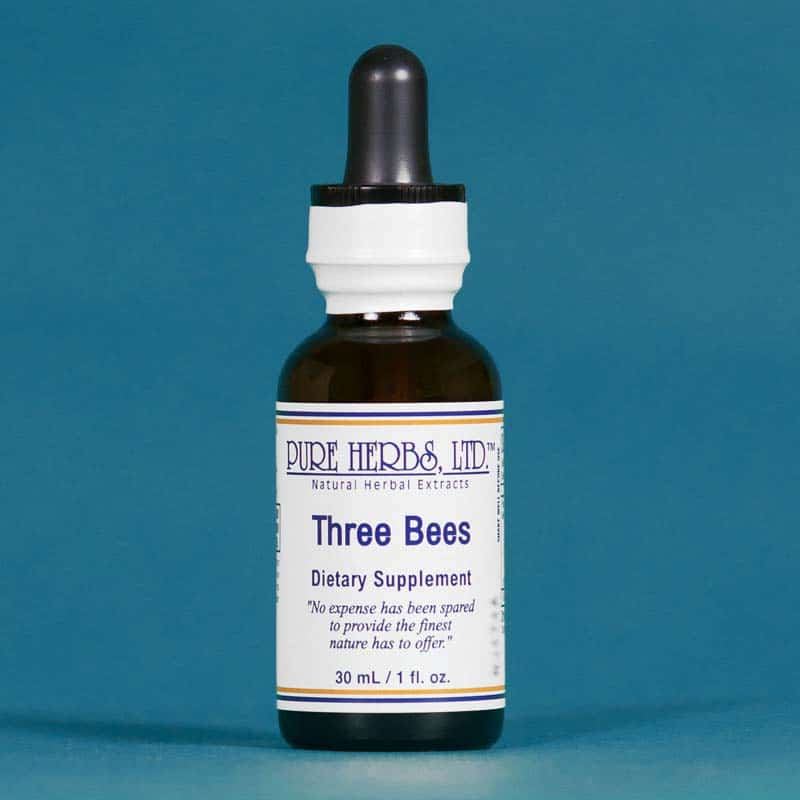 Three Bees Pure Herbs
