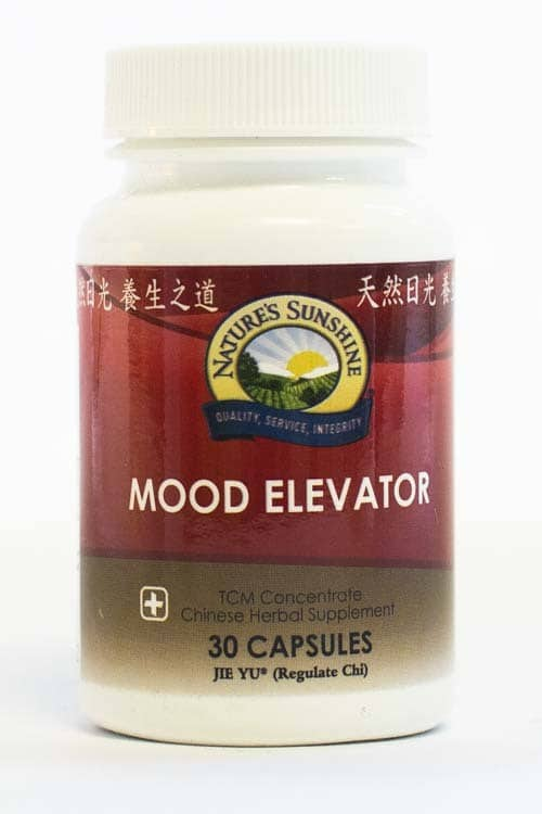 Mood Elevator Concentrate, 30 caps