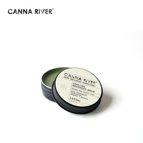 Cooling Recovery Balm   Canna River