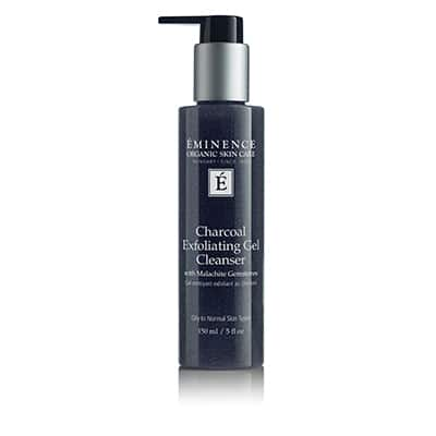 Charcoal Exfoliating Gel Cleanser | Eminence